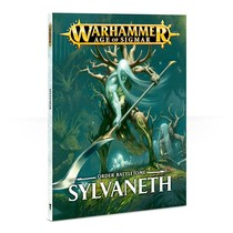Age of Sigmar 2nd Edition Rulebook Order Battletome: Sylvaneth (SC)