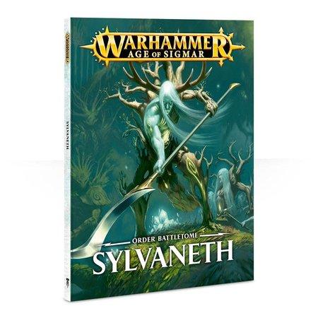 Games Workshop Age of Sigmar 2nd Edition Rulebook Order Battletome: Sylvaneth (SC)