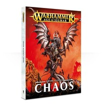 Age of Sigmar 2nd Edition Rulebook: Grand Alliance - Chaos (SC)