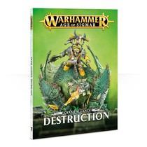 Age of Sigmar 2nd Edition Rulebook: Grand Alliance - Destruction (SC)