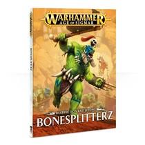 Age of Sigmar 2nd Edition Rulebook Destruction Battletome: Bonesplitterz (SC)