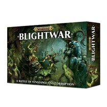 Age Of Sigmar 2nd Edition Starter Set: Blightwar
