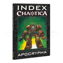 Warhammer 40,000 Lorebook: Index Chaotica - Apocrypha