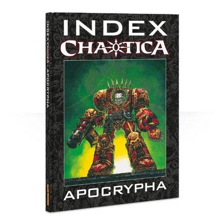 Games Workshop Warhammer 40,000 Lorebook: Index Chaotica - Apocrypha