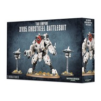 T'au Empire: XV95 Ghostkeel Battlesuit
