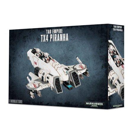 Games Workshop Warhammer 40,000 Xenos T'au Empire: TX4 Piranha