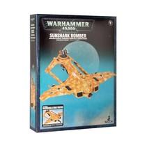 T'au Empire: AX3 Razorshark Strike Fighter/AX39 Sunshark Bomber