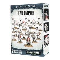 Warhammer 40,000 Xenos T'au Empire Start Collecting Set