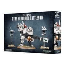 T'au Empire: XV88 Broadside Battlesuit