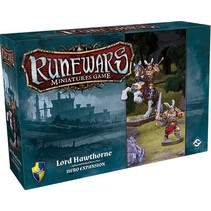 Runewars The Miniatures Game: Lord Hawthorne
