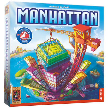 999-Games Manhattan