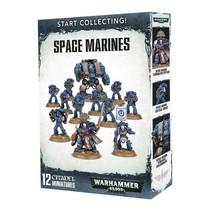 Warhammer 40,000 Imperium Adeptus Astartes Space Marines Start Collecting Set
