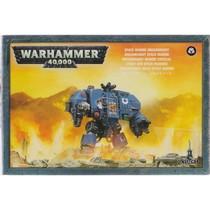 Warhammer 40,000 Imperium Adeptus Astartes Space Marines: Dreadnought (Plastic)