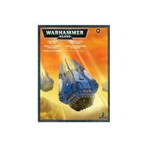 Warhammer 40,000 Imperium Adeptus Astartes Space Marines: Drop Pod