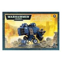 Warhammer 40,000 Imperium Adeptus Astartes Space Marines: Ironclad Dreadnought