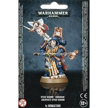 Warhammer 40,000 Imperium Adeptus Astartes Space Marines: Librarian