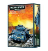 Games Workshop Warhammer 40,000 Imperium Adeptus Astartes Space Marines: Predator