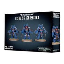 Warhammer 40,000 Imperium Adeptus Astartes Space Marines: Primaris Aggressors