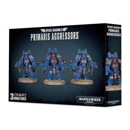 Games Workshop Warhammer 40,000 Imperium Adeptus Astartes Space Marines: Primaris Aggressors