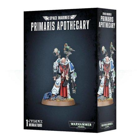 Games Workshop Warhammer 40,000 Imperium Adeptus Astartes Space Marines: Primaris Apothecary