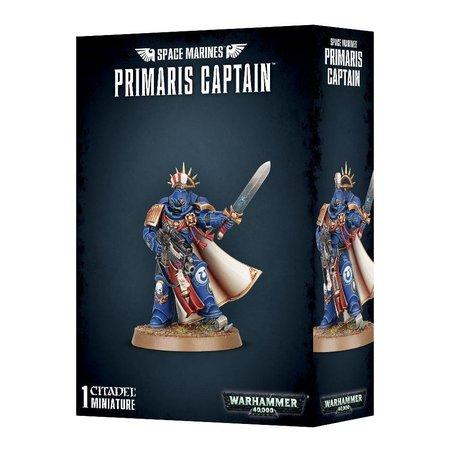 Games Workshop Warhammer 40,000 Imperium Adeptus Astartes Space Marines: Primaris Captain