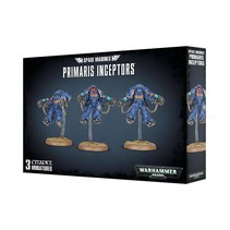 Space Marines: Primaris Inceptors
