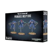 Warhammer 40,000 Imperium Adeptus Astartes Space Marines: Primaris Inceptors