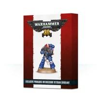 Warhammer 40,000 Imperium Adeptus Astartes Space Marines: Primaris Intercessor Veteran Sergeant (Exclusive)
