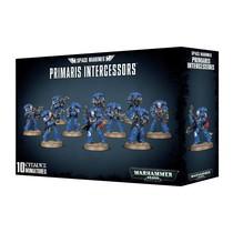 Warhammer 40,000 Imperium Adeptus Astartes Space Marines: Primaris Intercessors