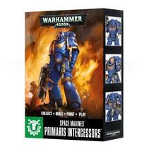 Warhammer 40,000 Imperium Adeptus Astartes Space Marines: Primaris Intercessors (Easy to Build)