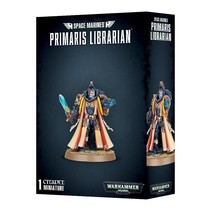 Space Marines: Primaris Librarian