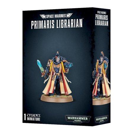 Games Workshop Warhammer 40,000 Imperium Adeptus Astartes Space Marines: Primaris Librarian