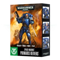 Space Marines: Primaris Reivers (Easy to Build)