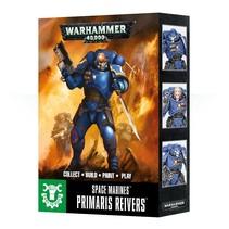 Warhammer 40,000 Imperium Adeptus Astartes Space Marines: Primaris Reivers (Easy to Build)
