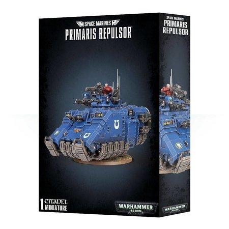 Games Workshop Warhammer 40,000 Imperium Adeptus Astartes Space Marines: Primaris Repulsor APC