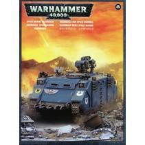 Warhammer 40,000 Imperium Adeptus Astartes Space Marines: Razorback