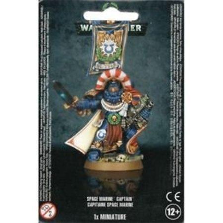 Games Workshop Warhammer 40,000 Imperium Adeptus Astartes Space Marines: Space Marine Captain
