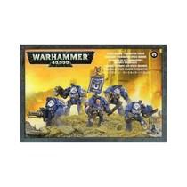 Warhammer 40,000 Imperium Adeptus Astartes Space Marines: Terminator Squad