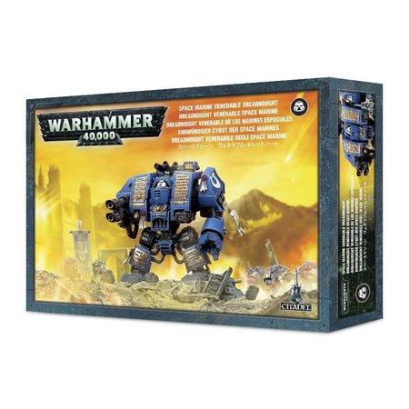Games Workshop Warhammer 40,000 Imperium Adeptus Astartes Space Marines: Venerable Dreadnought