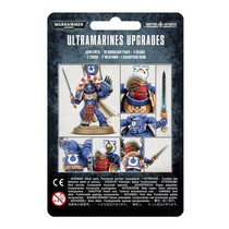 Warhammer 40,000 Imperium Adeptus Astartes Ultramarines: Ultramarines Upgrades
