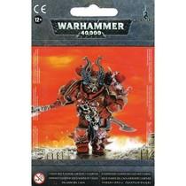 Warhammer 40,000 Chaos Heretic Astartes Chaos Space Marines: Aspiring Champion
