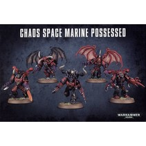 Warhammer 40,000 Chaos Heretic Astartes Chaos Space Marines: Possessed