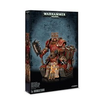 Warhammer 40,000 Heretic Astartes World Eaters: Lord of Skulls