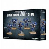 Warhammer 40,000 Imperium Adeptus Astartes Space Marines: Assault Squad