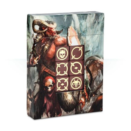 Games Workshop Age of Sigmar Dice: Beasts of Chaos