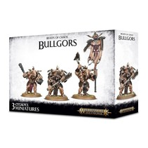 Beasts of Chaos Warherd: Bullgors