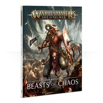 Age of Sigmar 2nd Edition Rulebook Chaos Battletome: Beasts of Chaos (HC)