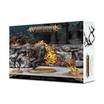 Age of Sigmar: Malign Sorcery - Endless Spells for Beasts of Chaos