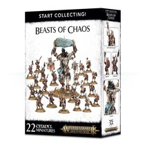 Beasts of Chaos Start Collecting Set