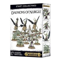 Daemons of Nurgle Start Collecting Set